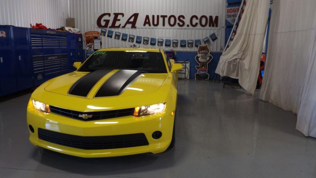 274888 - 2014 Chevrolet Camaro     Used Cars For Sale - Bunnell, FL
